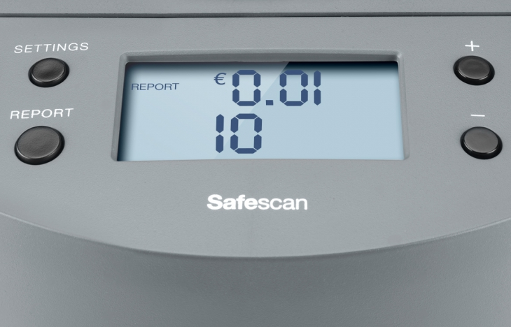 Contamonete Safescan 1450